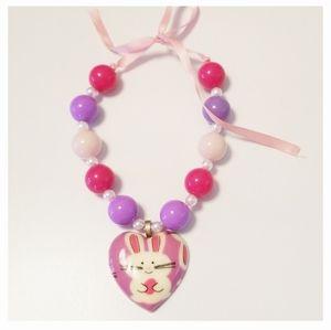 3/$20 Handmade Statement Necklace Girls